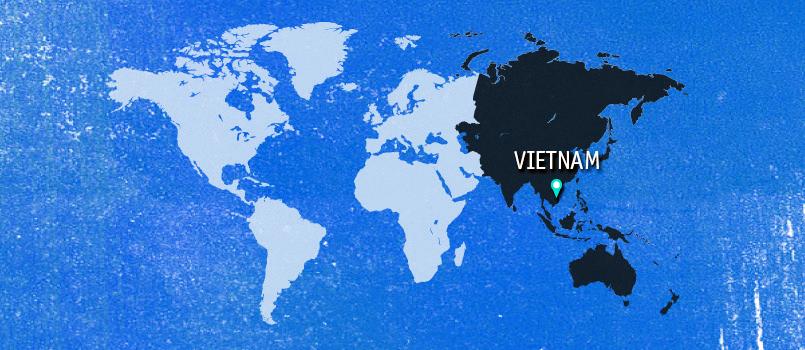 vietnama nasıl gidilir