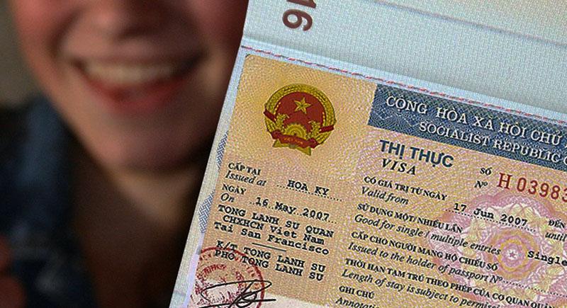 vietnam kapıda vize