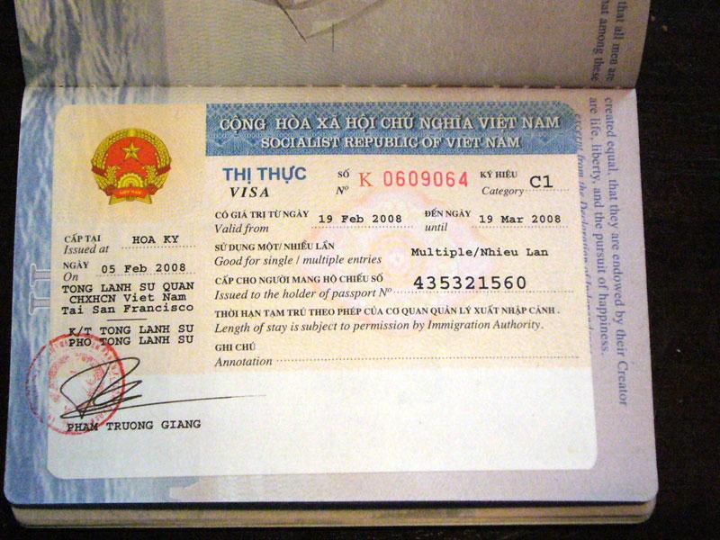 vietnam vize istiyor mu ?
